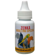 zenka moulting special